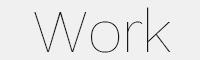 worksans字體