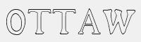 OTTAWAfont字體