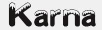 Karna字體