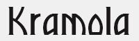 kramola字體