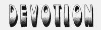 Devotion-Regular字體