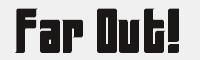 far-out字體