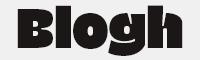 Blogh字體
