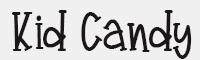 Kid Candy Serif字體