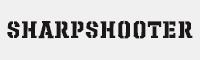 sharpshooter字體