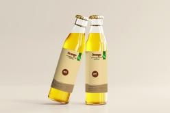 玻璃瓶果汁包裝樣機